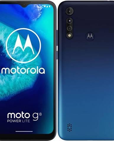 Mobilný telefón Motorola Moto G8 Power Lite - Royal Blue