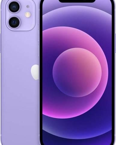 Mobilný telefón Apple iPhone 12 64 GB, fialový