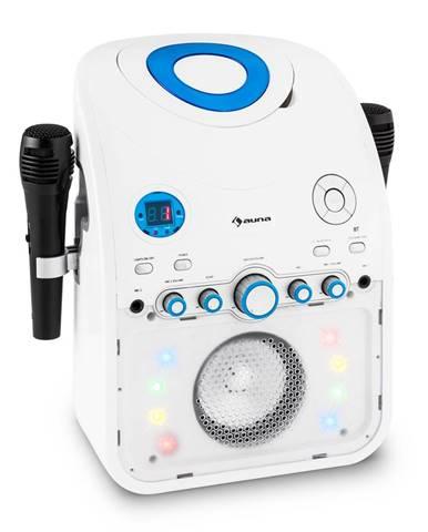 Auna StarMaker 2.0, karaoke systém, bluetooth funkcia, CD prehrávač, vrátane mikrofónu